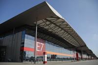 会場の上海新国際博覧中心(略称:SNIEC)。中国とドイツの合弁による総合展示場で、2012年2月に現在の17展示場態勢になった。(写真=SNIEC)