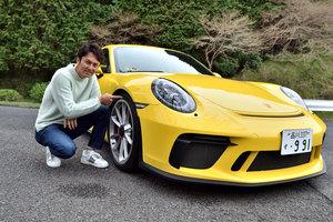 谷口信輝の新車試乗――ポルシェ911 GT3(後編)