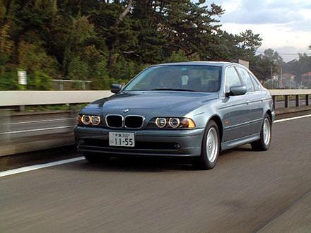 BMW525i Hi-Line(5AT)【ブリーフテスト】