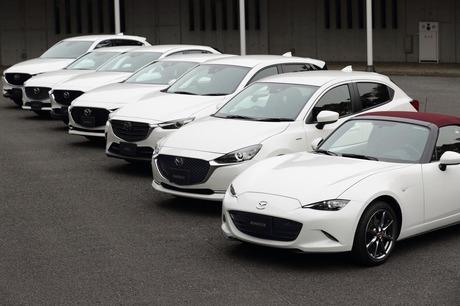 マツダは2020年4月3日から2021年3月31日まで、同社の創立100周年を記念する特別仕様車を販売する。今回は、...