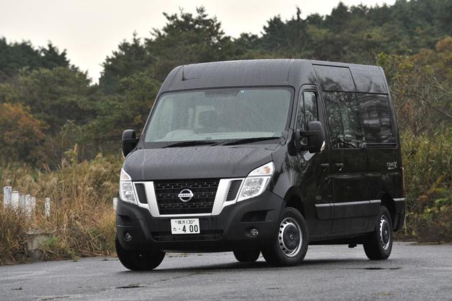 日産NV400(FF/6MT)【試乗記】