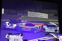 決勝レース会場は新生FISCO、マシンはいずれもルマンカーという、夢の対決。車種は以下の通り。「ミノルタ トヨタ 88C-V レースカー」「日産R89C レースカー」「マツダ787B レースカー」