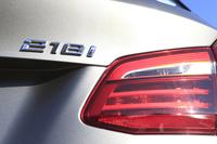 「2シリーズ アクティブツアラー」に搭載されるエンジンはガソリンターボのみ。「218i」(1.5リッター直3)と「225i」(2リッター直4)が設定される。試乗車は前者。