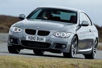 「BMW3シリーズクーペ」