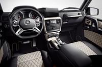 メルセデスが「AMG G65」の仕様を変更の画像