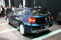 「BMW1シリーズ」がフルモデルチェンジの画像