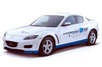 水素でもガソリンでも走る「水素ロータリーエンジン車」、マツダが限定リース販売の画像