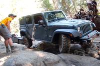 第194回:ジープで悪路を走破せよ!「Jeep Experience ルビコン2013」参戦記の画像