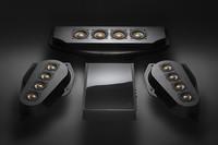 メルセデス・ベンツCLに、高級オーディオのオプション追加