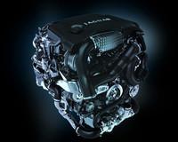 第3世代に進化した「AJ-V8 GenIII」ユニット。