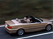 BMW330Ciカブリオーレ(5AT)【ブリーフテスト】