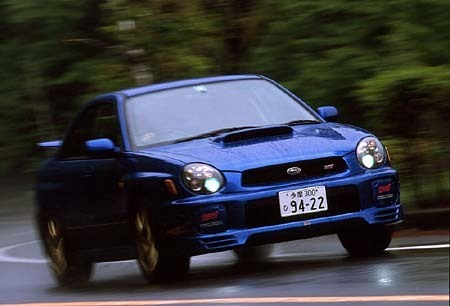 スバル・インプレッサ WRX STi Limited(6MT)【試乗記】