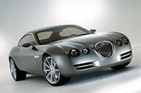 ジャガー、新コンセプトカー「Rクーペ」を公表の画像