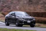 BMW X6 xDrive35d Mスポーツ(4WD/8AT)【試乗記】