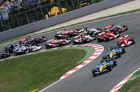 ルノーにとって絶好のスタート。アロンソはトップで序盤の第1スティントを快走。充分なマージンを築きその後のレースをコントロールした。(写真=Renault)