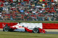 ダ・マッタのマシンは、残り6周というところでエンジンブローを起こし、戦列を去った(写真=トヨタ自動車)