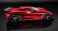 プレステ用スーパーカーが日産ブースに出現【東京モーターショー2015】の画像