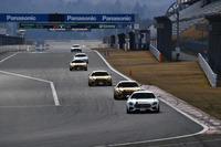 「AMGドライビングアカデミー」の会場となったのは、国際格式のレースも多数行われる富士スピードウェイである。