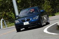 BMW 530i(6AT)【試乗記】の画像