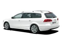 充実装備の「VWパサートヴァリアント」が登場の画像