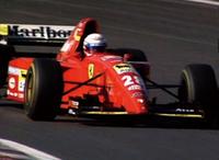 (21)フェラーリ412T2