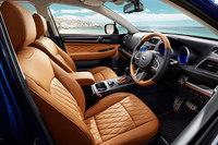 「スバル・レガシィB4」にタンレザーシートの特別仕様車の画像