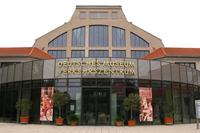 ミュンヘンにある「ドイツ博物館交通センター」には、クルマや鉄道からローラースケートまで、4500点を超える陸上交通手段が納められている。