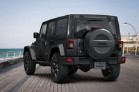 ジープの3モデルに装備充実の特別仕様車の画像
