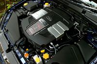 スバル・レガシィツーリングワゴン3.0R spec.B(6MT)/レガシィB4 3.0R spec.B(6MT)【短評】