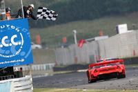 伊藤・ファーマンのNSXが優勝、シリーズチャンピオンに【SUPER GT 07】