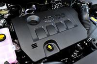 ガソリン車に搭載されるエンジンは2リッター直4。151psと19.7kgmを発生させる。