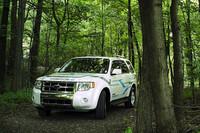フォード、プラグインハイブリッド車の実証試験を開始の画像