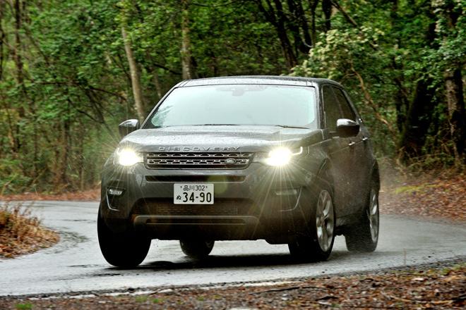 ランドローバー・ディスカバリー スポーツSE(4WD/9AT)【試乗記】
