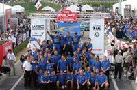 スバルのソルベルグがラリージャパン制覇