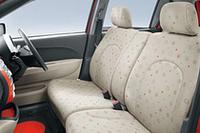 「トヨタ・パッソ」にプチトマトをイメージした特別仕様車の画像