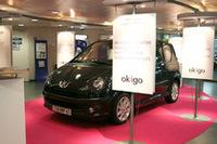 パリ市でカーシェアリング「オキゴ」がスタートの画像