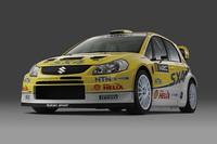 「スズキSX4 WRC」
