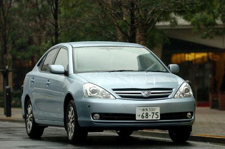 """トヨタ・アリオンA18""""Sパッケージ""""(4AT)【ブリーフテスト】"""