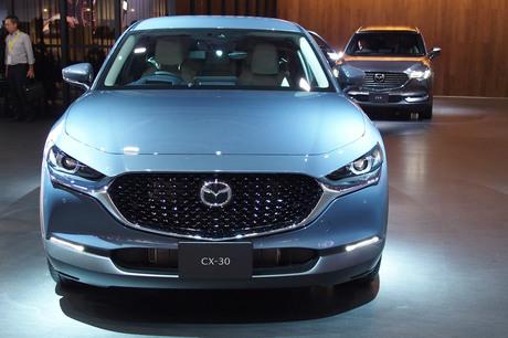 2019年9月20日に発売されたクロスオーバーモデル「CX-30」や、マツダの名を冠した車名で話題の「マツダ3」...