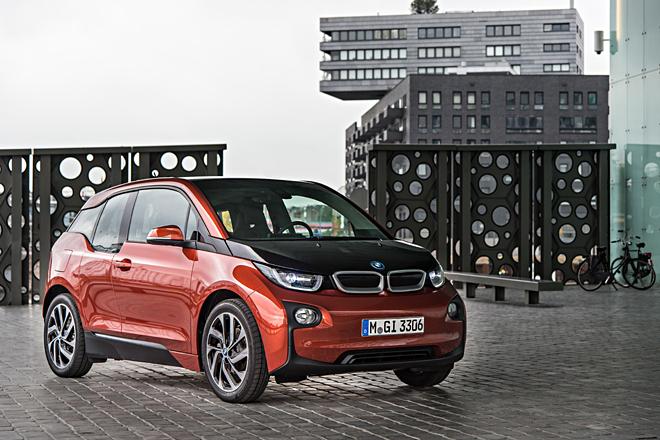 BMW i3(RR)【海外試乗記】