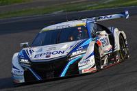 SUPER GT第6戦に勝利した、ベルトラン・バゲット/松浦孝亮組のNo.64 Epson Modulo NSX-GT。