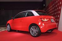 小さな高級車、「アウディA1」が登場の画像