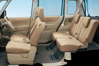 トールワゴンの軽、マツダ・フレアワゴン発売の画像