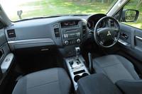 三菱パジェロロング エクシード(4WD/5AT)/スーパーエクシード(4WD/5AT)【試乗速報】の画像