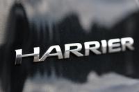 新型「ハリアー」の販売の立ち上がりは好調。発表後約1カ月で受注台数は約2万台に達したという。月販目標は2500台。