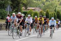 2013年10月6日に開催された第17回「エロイカ・ストリカ」には、40の国と地域から、クジ引きで選ばれた約5000人が参加した。あるイタリアの雑誌はさながら「ビンテージ自転車のウッドストック・フェスティバル」と評した。