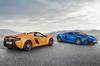 マクラーレンは2種類の新型スポーツカーを発表【ジュネーブショー2014】