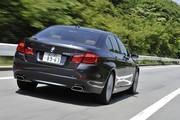 BMW550i(FR/8AT)【試乗記】