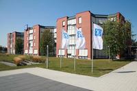 ドイツ・フリードリヒスハーフェンにあるZFの本社。