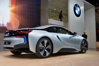 BMW i8:いま、ここにあるリアリティーの画像